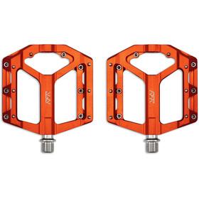 Cube RFR Flat SL 2.0 Pedals, orange